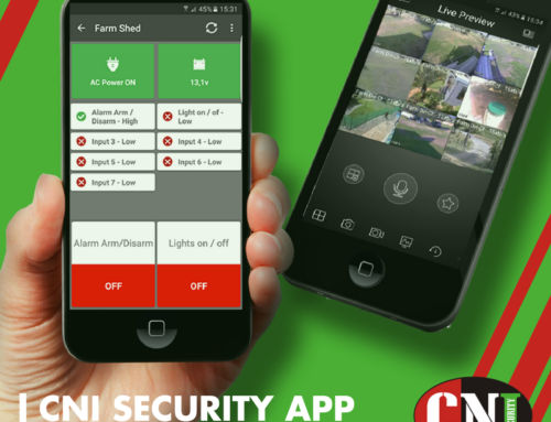 CNI Security App