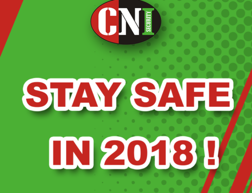 Stay safe in 2018 with our top 5 personal #SafetyTips!